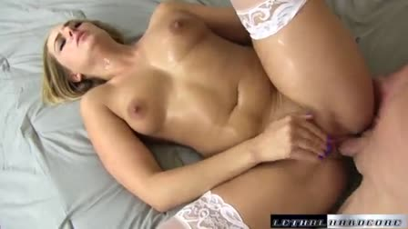 Harsh whipping for lovely cutie
