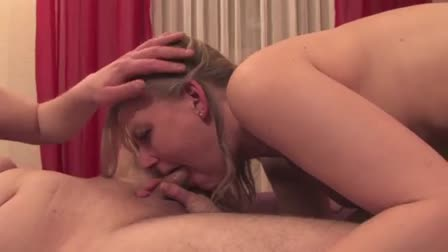 Hot oily chick sucks cock and gets finger fucked outdoors